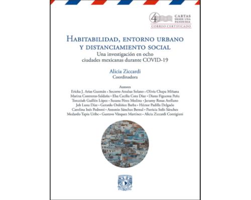 Habitabilidad, entorno urbano y distanciamiento social